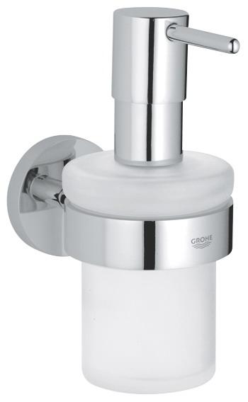 Dispenser sapun lichid cu suport inclus Grohe Essentials(40394001,40369001)