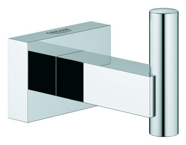 Agatatoare prosop Grohe Essentials Cube, crom-40511001