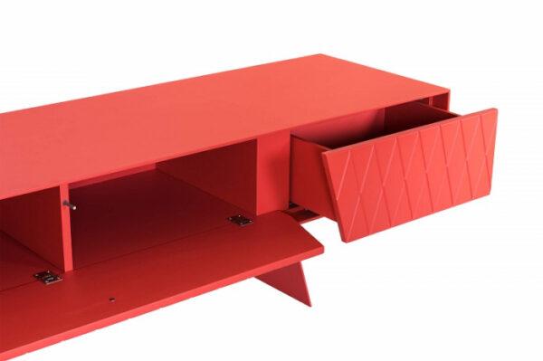 Comode TV baza metal E-KLIPSE 008 B