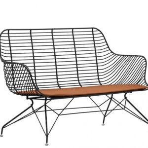 Canapele terasa outdoor structura metal METALO 1672