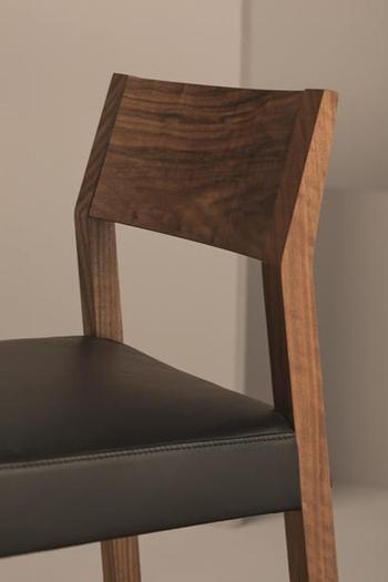 Scaun bar tapitat structura lemn fag Linea 1001 SG