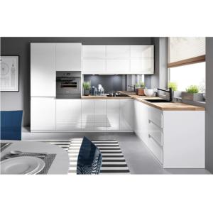 Uşă la maşina de spălat vase, alb luciu extra ridicat HG, 44,6x71,3, AURORA