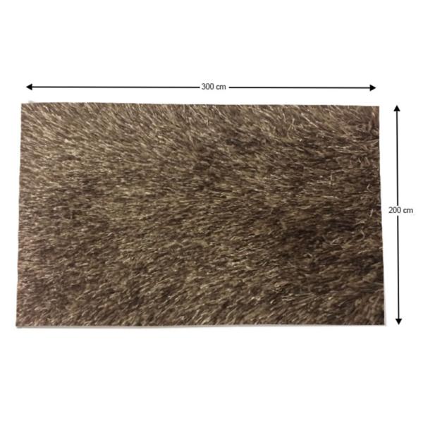 Covor 200x300 cm, maro, GARSON