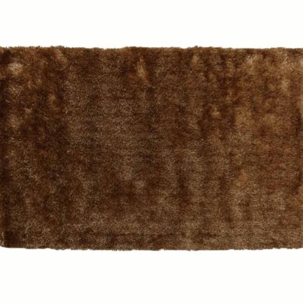 Covor, maro-auriu, 140x200, DELAND
