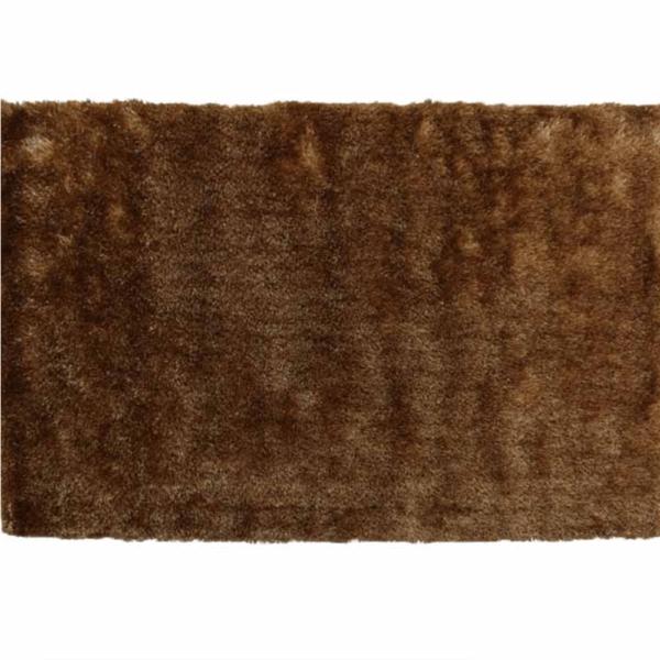 Covor, maro-auriu, 70x210, DELAND
