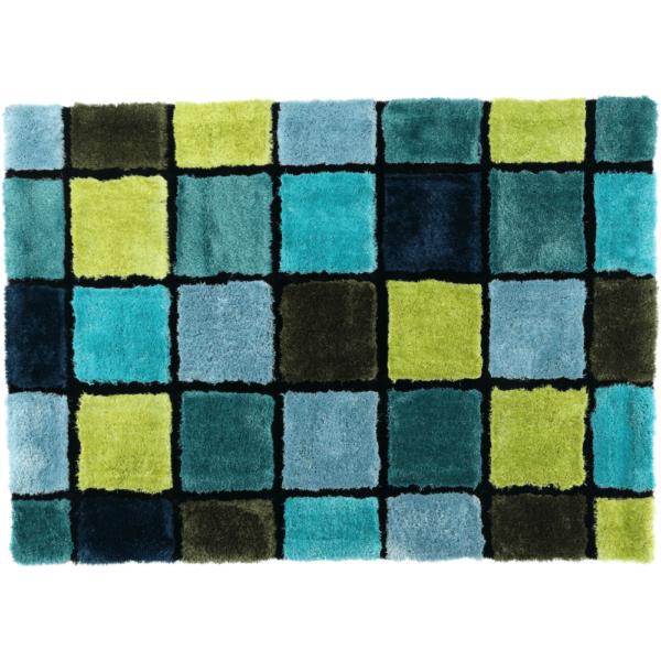 Covor 170x240 cm, mix de culori, LUDVIG