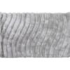 Covor 80x150 cm, alb/gri, SELMA