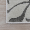 Covor 100x150 cm, crem/model gri, GABBY