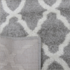 Covor, maro deschis/model fildeş, 100x150, DESTA