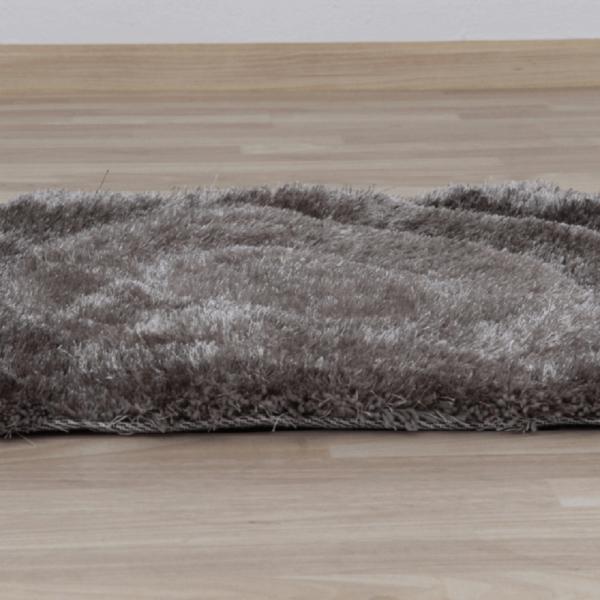 Covor 140x200 cm, gri, cu model, VANJA