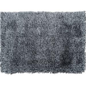 Covor 80x150 cm, crem/negru, VILAN