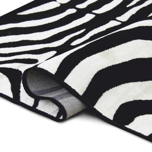 Covor 200x250 cm, model zebră, ARWEN
