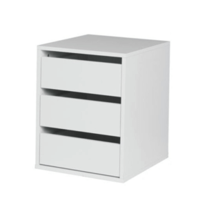 Cabinet pentru dulap de haine, alb, ITALIA