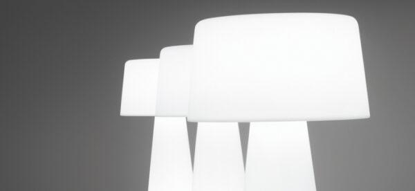 Lampa de podea din polietilena TIME OUT