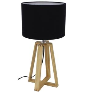 Lampă de masă, negru, JADE TYP 3 6033-15B