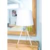 Lampă de masă, alb, JADE TYP 5 8008-44B
