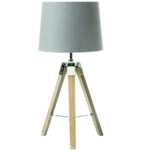 Lampă de masă, gri, JADE TYP 2 8008-17B