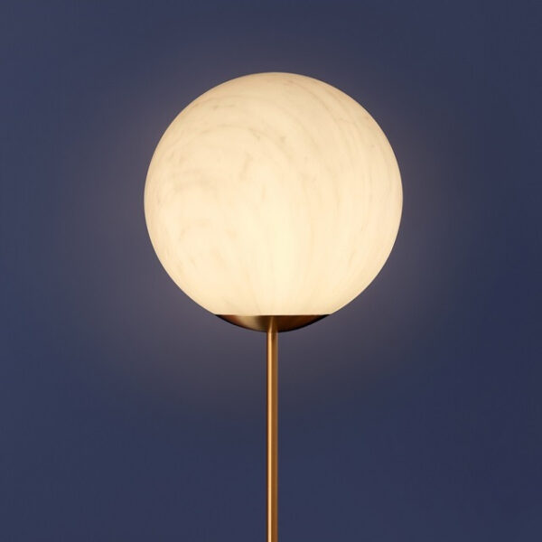 Lampi de podea polietilena MINERAL STAND