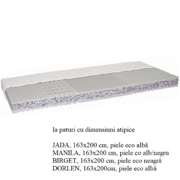 Saltea, 163x200, CATANIA ECO ATYP