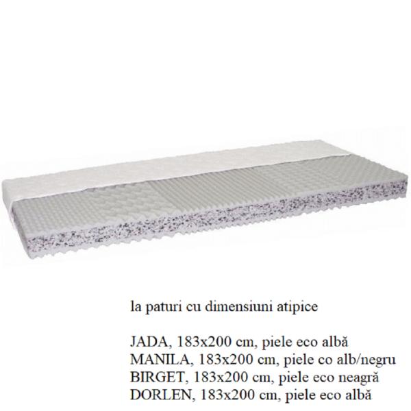 Saltea, 183x200, CATANIA ECO ATYP