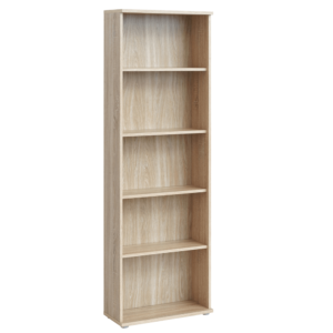 Dulap biblioraft, stejar sonoma, EMIO TYP 08