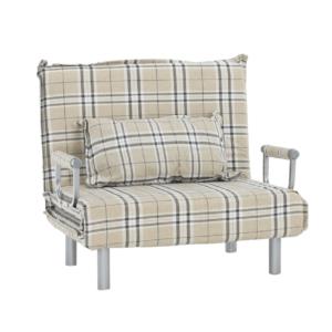 scaun extensibilă cu pernă, caro, SARAN