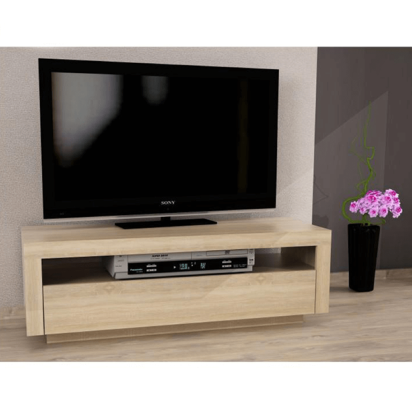 Comodă TV, stejar sonoma, AGNES