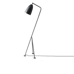 Lampă pe picior, metal, CINDA TYP 25 YF6250-G