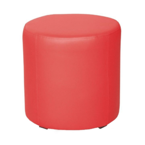 Taburet, piele ecologică roşie, TOP 45