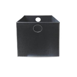 Cutie depozitare, negru, TOFI-LEXO