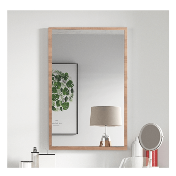 Oglindă, stejar sonoma, VIOLET