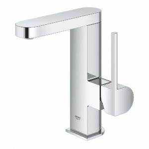 Baterie lavoar Grohe Plus, marimea M, furtune flexibile,crom,23871003