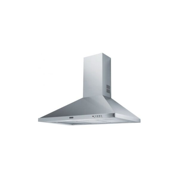 Hota Franke Linfa FDL 665 LED XS Inox Satinat 320.0521.537, Semineu conica, 410 m3h, 60 cm