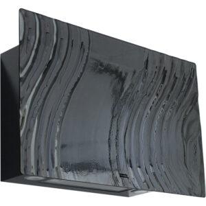 Hota Franke MARIS FREE 330.0542.181, Decorativa ecran, Capacitate 570 m3/H (intensiv, mod evacuare), 3 viteze+intensiv, Touch control, Functie oprire automata, Latime 74.8 cm, Cristal negru