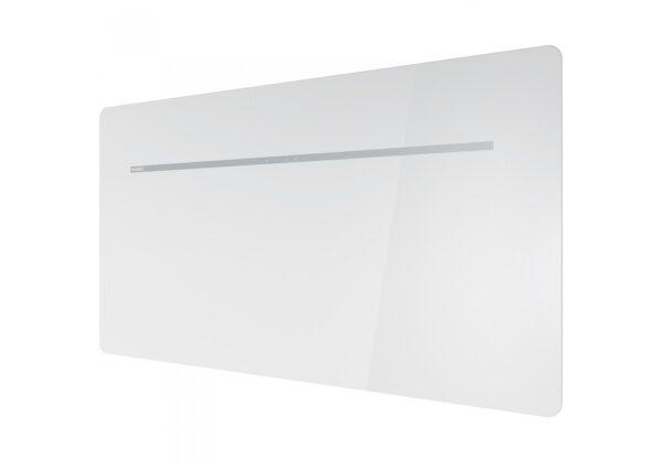 Hota Franke Smart FSFL 905 WH Glass White, Decorativa, Intensiv 500 m3/h, 90 cm, Sticla alba