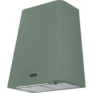 Hota Franke Smart deco FSMD 508 GN 335.0530.200, Decorativa perete, Capacitate 650 m3/H (maxim, mod evacuare), 3 viteze+intensiv, Comanda mecanica, Latime 50 cm, Matt Dusty Green