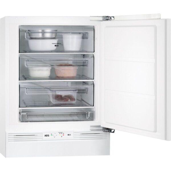 Congelator incorporabil AEG ABB68211AF, 95 l, Clasa A+, H 82 cm