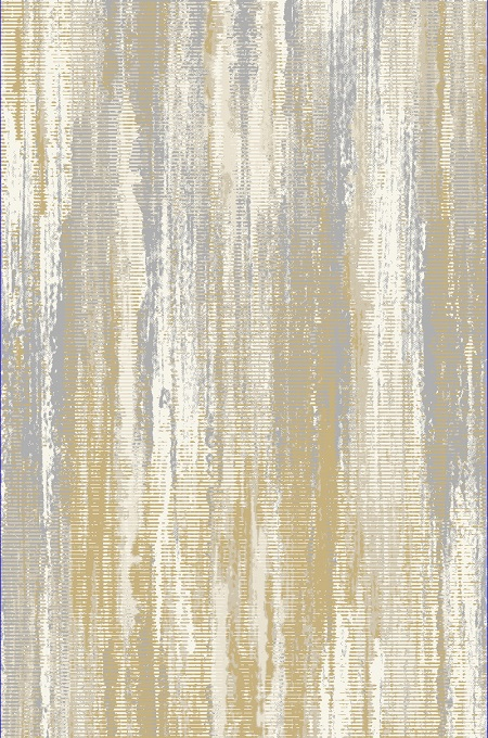 GOREME-MODEL G069F-CULOARE YELLOW 120x180