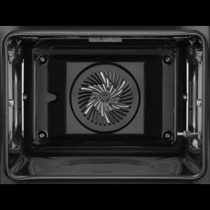 Cuptor incorporabil AEG SurroundCook BES331110M, Electric, 71 l, 8 functii de gatire, Grill, Program pizza, Afisaj digital, Clasa A, Inox antiamprenta