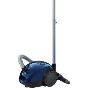 Aspirator cu sac Bosch GL-20 BGL2UB110, 700 W, 3.5 l, Albastru