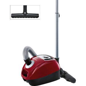 Aspirator cu sac Bosch GL-40 ProPer>>form Plus BGL4A500, 750W, 4 l, EPA 10, Rosu