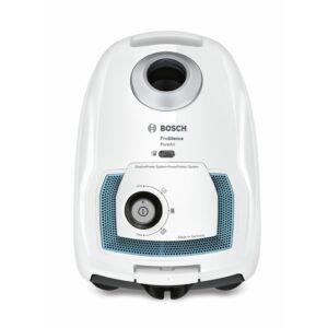 Aspirator cu sac Bosch GL-40 ProSilence BGL4SIL69W, 700 W, 4l, A, Filtru HEPA, Alb