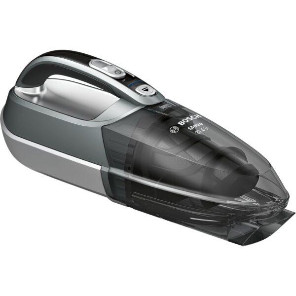 Aspirator de mana Bosch Move BHN20110 cordless 20.4V Mineral Silver