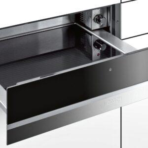Sertar termic Bosch BIC630NS1, 20 l, 25 Kg, Negru/Inox