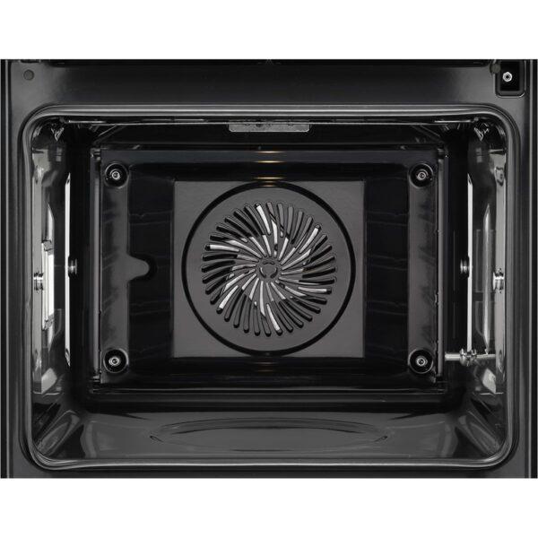 Cuptor incorporabil AEG BSE882320M, Electric, 21 functii, Convectie, Gatire cu abur, Afisaj digital, 70 l, Clasa A+, Inox antiamprenta