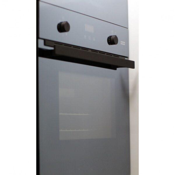 Cuptor incorporabil Franke Crystal CR 66 M BK , Electric, 59 l, 6 Programe, Negru