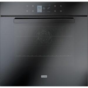 Cuptor incorporabil Franke Crystal Black CR 913 M BK DCT , Electric, 18 functii, 74 l, Clasa A++, TFT, Touch control, Negru 116.0374.295