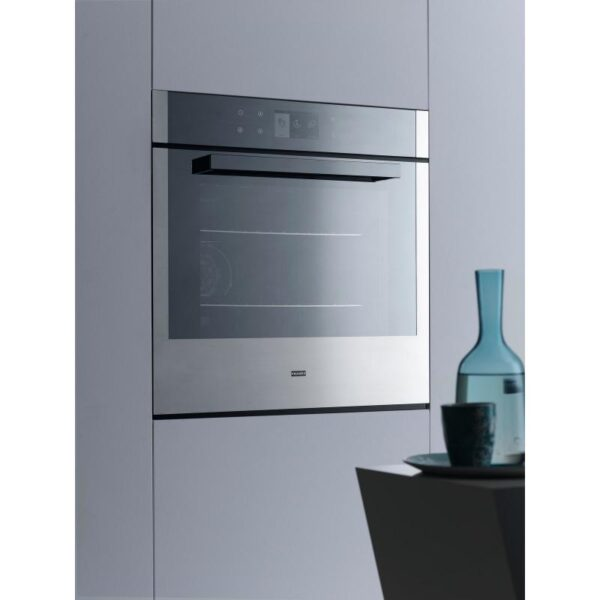 Cuptor incorporabil Franke Crystal Steel CR 913 M XS DCT , Electric, 18 functii, 74 l, Clasa A++, TFT, Touch control, Inox satinat/Mirror 116.0374.297