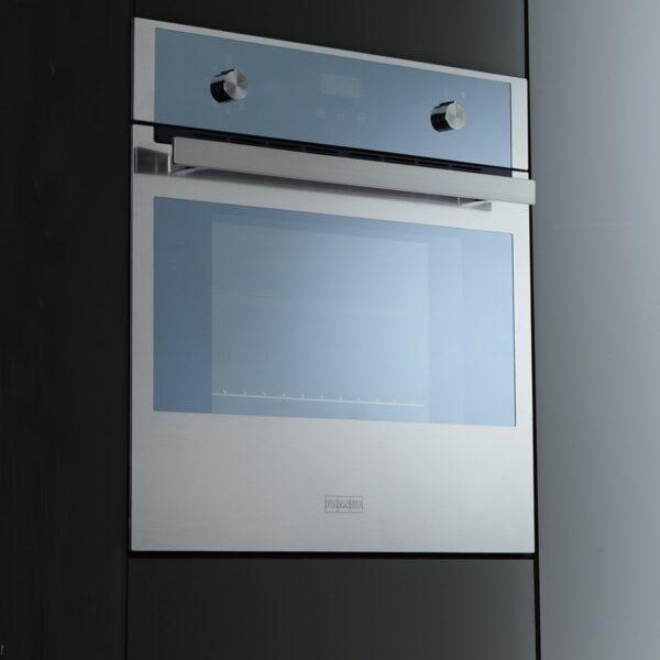 Cuptor incorporabil Franke CS 66 M XS/F , Electric, 57 l, 6 programe, Clasa energetica A, Inox