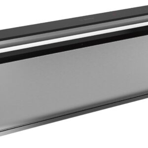 Hota Bosch Serie 6 Down Draft DDD96AM60, Incorporabila in blat, 90 cm, max 690 m3/h, 3 trepte de putere + 2 Intensiv, TouchControl cu afisaj electronic, Front negru